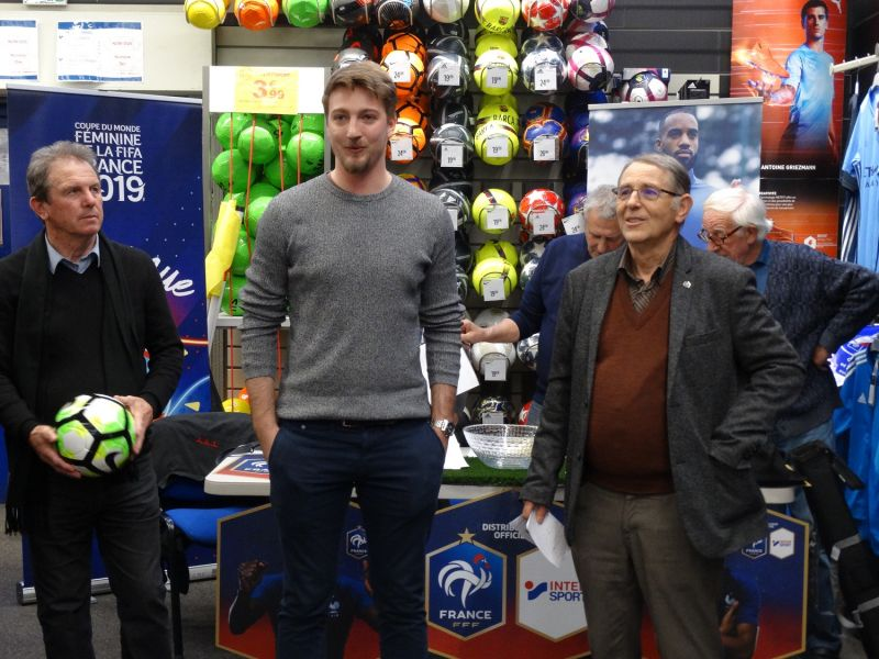 Tirage Coupes Intersport